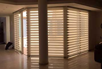 Commercial Products & Solutions | Lake Forest Blinds & Shades, LA